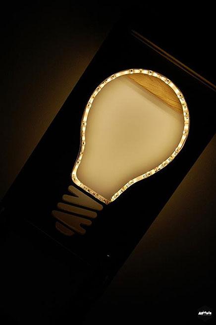 Inspiratie nachtlamp