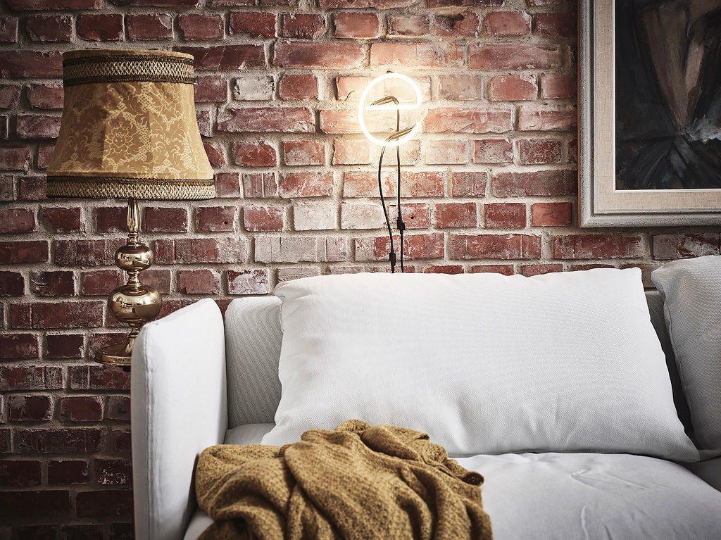 Inspirerend en leuk ingericht klein appartement van 47m2