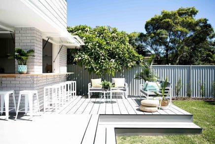 Inspirerende tuinverbouwing door Three Birds Renovations