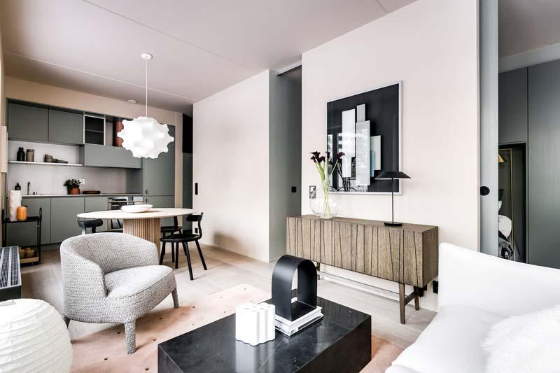 Moderne appartementen met een hotelsfeer