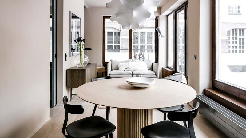 interieur hotelsfeer notre design