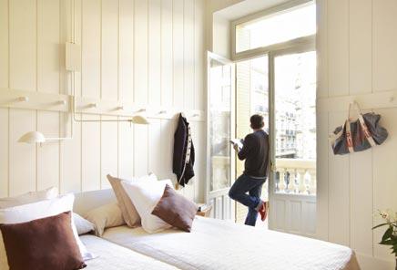 Interieur ideeën via hotels