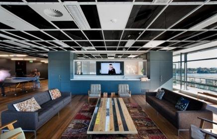 Interieur ideeën via kantoren