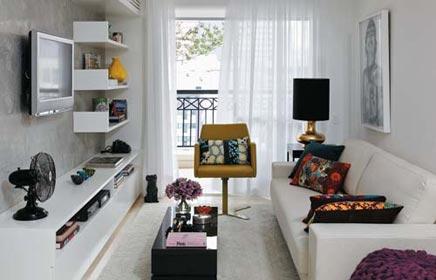 Interieur ideen voor kleine appartementen