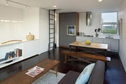 Huis interieur ideeen handige kast en trap in een lijkt ikea with