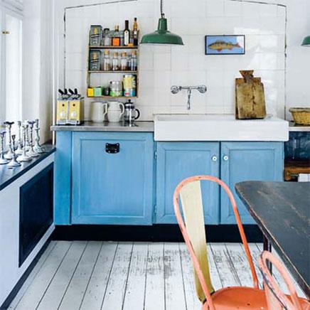 Tips retro inrichting parisien woning met een vintage interieur inrichting huis - Interieur van amerikaans huis ...