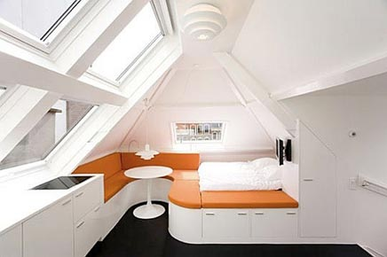 Interieur idee n voor de zolder inrichting - Moderne wasruimte ...