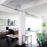 Filosofische interieur inrichting van architect Mauricio Arruda