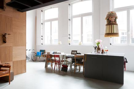Woonkamer Van Jaboopee : Kleine open woonkamer inrichting huis