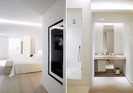 Minimalistische interieur inrichting inrichting huis