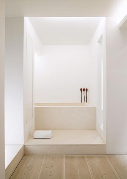 Minimalistische interieur inrichting | Inrichting-huis.com