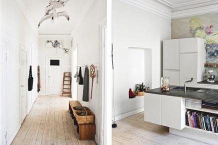 Interieur inrichting van interieurontwerpster Tanja Janicke