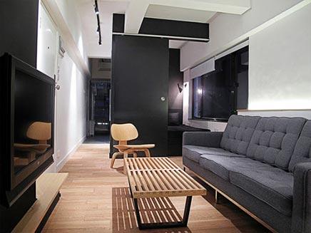 Klein Appartement Inrichting : Interieur inrichting van klein appartement in hong kong inrichting