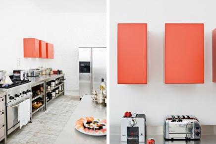 Raumgestaltung von Mode-Designer Johanne Rijs