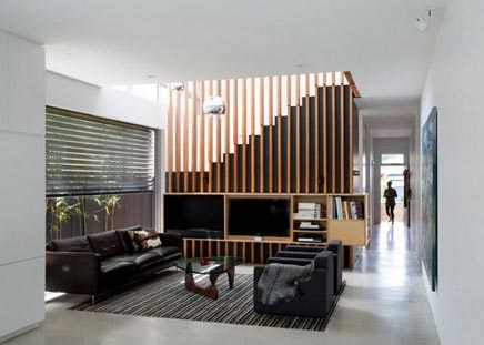 Interieur inrichting van North bondi House