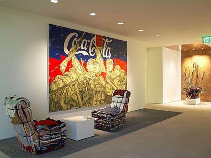 Interieur kantoor van Artis Capital Management