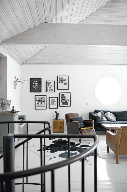 Interieur van Susanne Gilleras