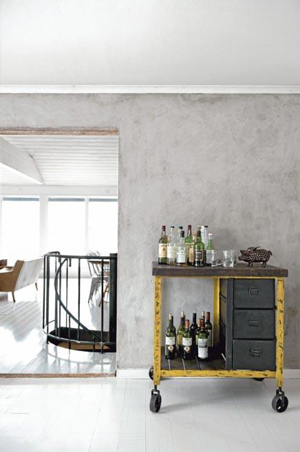 Raumgestaltung von Susanne Gillerås