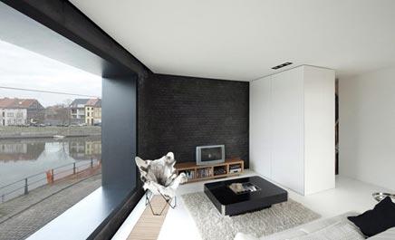 Interieur verbouwing hoekpand inrichting huis