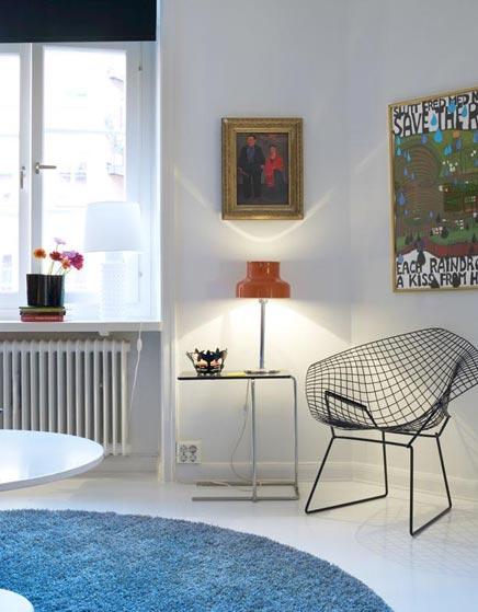 Interieurinrichting van Myrica Bergqvist