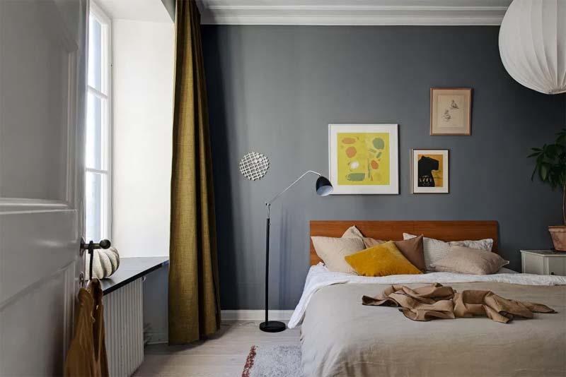 interieurtrends 2021 kleur slaapkamer