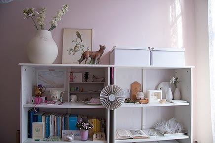 Iris van irideeen-blogspot.com en haar woninginrichting