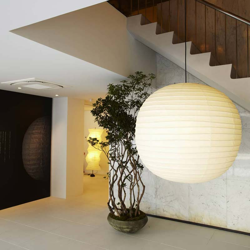 japanse interieur merken ozeki lampen