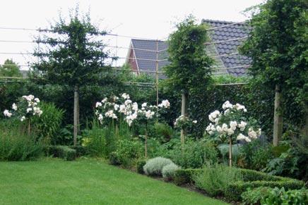 Jaren 30 tuin inrichting - Tuin ontwerp tijdschrift ...