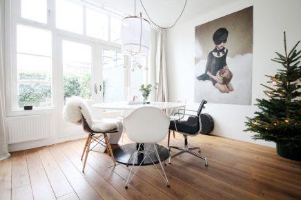 Jaren 39 30 woning met een scandinavisch stoer interieur van for Interieur van nu