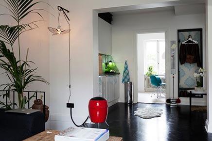 Jaren \'30 woonkamer uit Zweden | Inrichting-huis.com