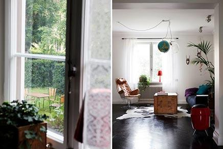 Jaren 30 woonkamer uit zweden inrichting for Schwedische einrichtung