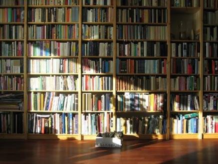 Woonkamer Met Bibliotheek : Je eigen bibliotheek inrichting huis