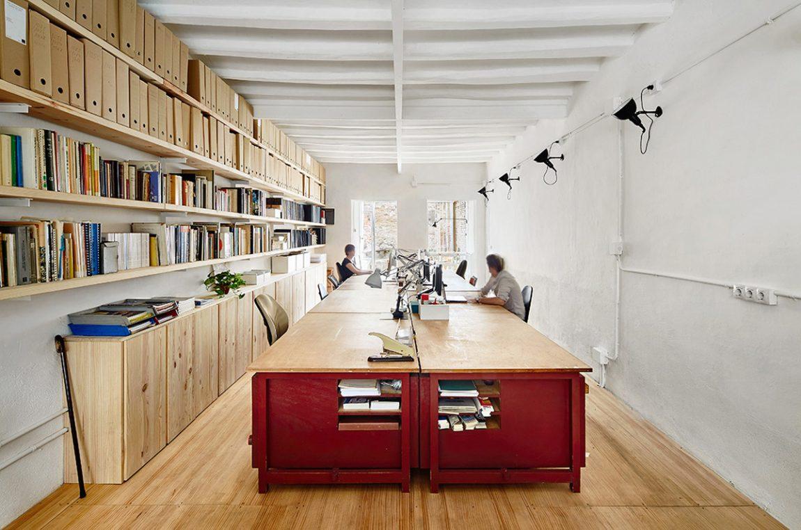 kantoor-architectenbureau-sauquet-arquitectes