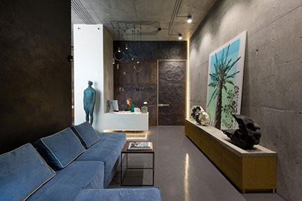 Kantoor van architectenstudio Sergey Makhno