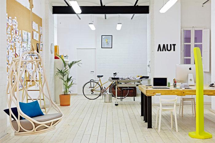 Kantoor van design studio MUT