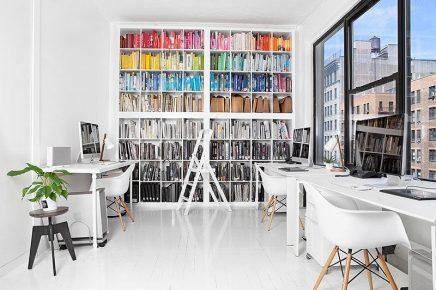 Kantoor van designbureau Sagmeister Walsh