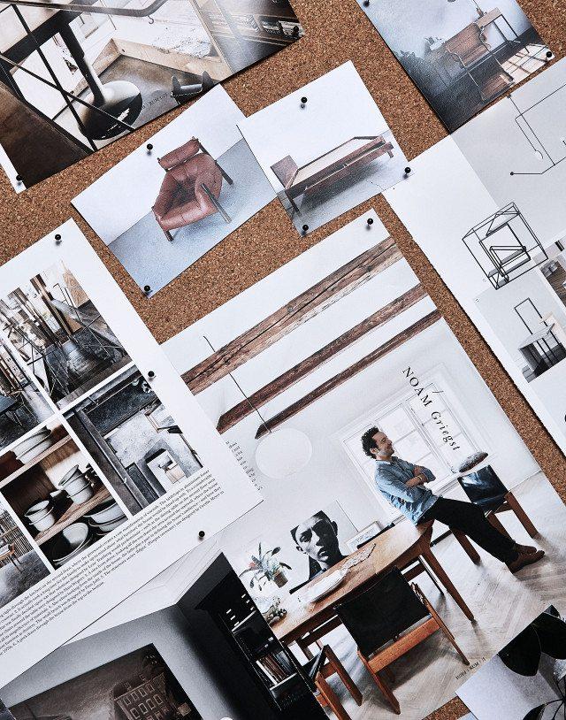 Kantoor van designstudio Triibe