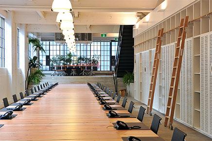 Kantoor van reclamebureau Host uit Sydney
