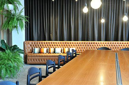 Scandinavisch Interieur Sydney : Kantoor van reclamebureau host uit sydney inrichting huis