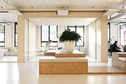 Arno wolterman het kantoor van in10 inrichting for Kantoor interieur inspiratie