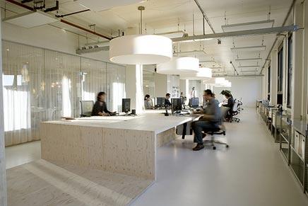 Arno wolterman het kantoor van in10 inrichting for Kantoor interieur design