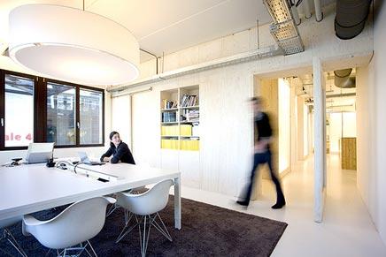 Inrichting van IN10 in Rotterdam