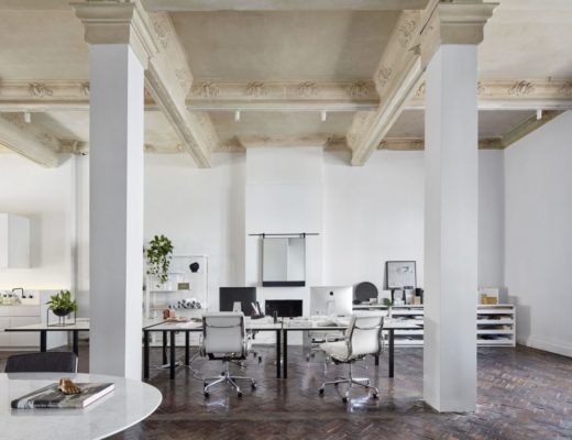 kantoor inrichten tips - industrieel open kantoor