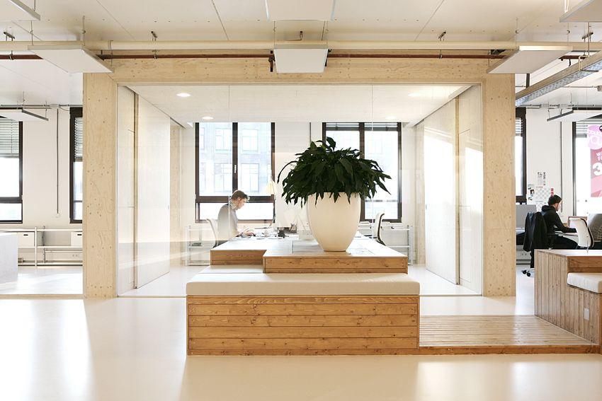 kantoor inrichten tips licht