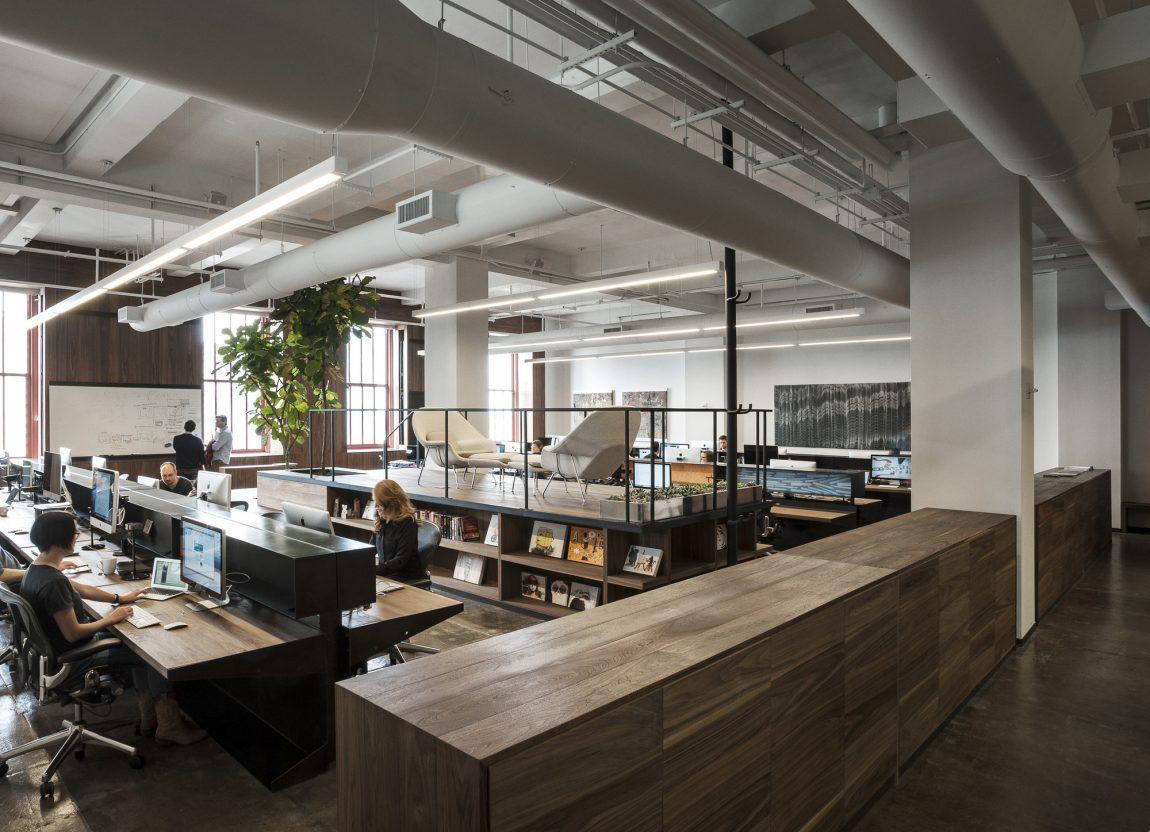 kantoor inrichten tips luchtkwaliteit - open werkplekken
