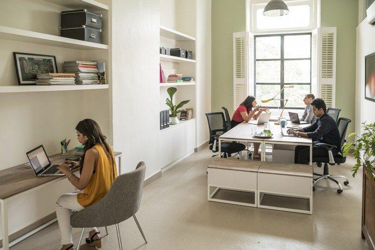 kantoor-inspiratie-flexwerkplek