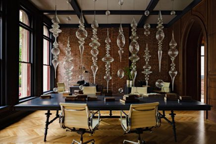 Modern Kantoor Interieur : Kantoor ontwerp met gothic sfeer inrichting huis