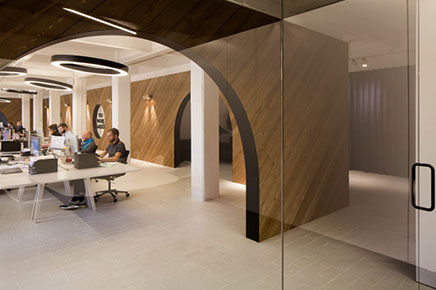 Kantoor van Pinkeye Design Studio