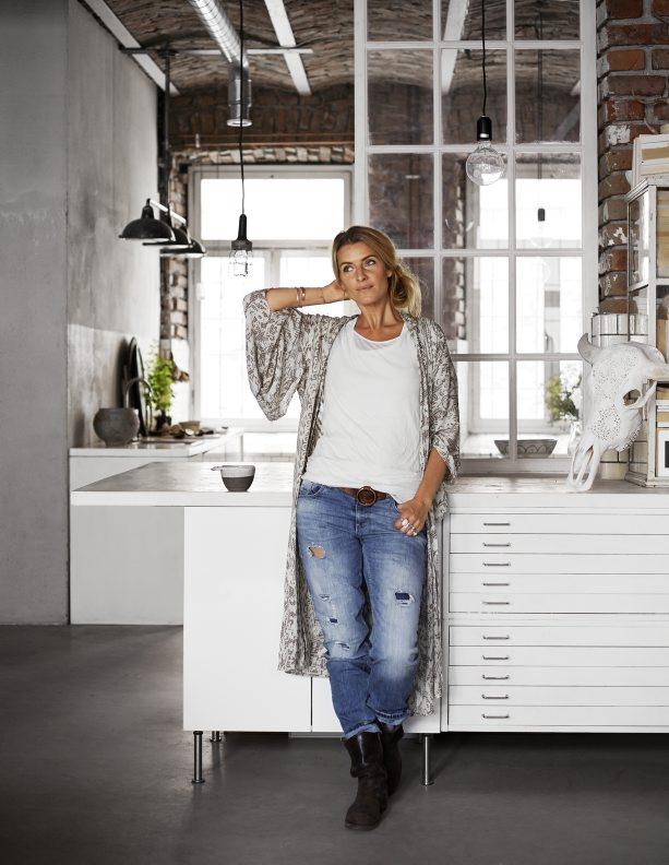 Kantoor Zweedse illustratrice Sara N Bergman