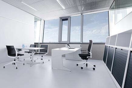 kantoorinrichting adidas hoofdkantoor inrichting huiscom